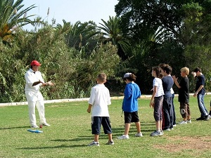 malta cricket coaching
