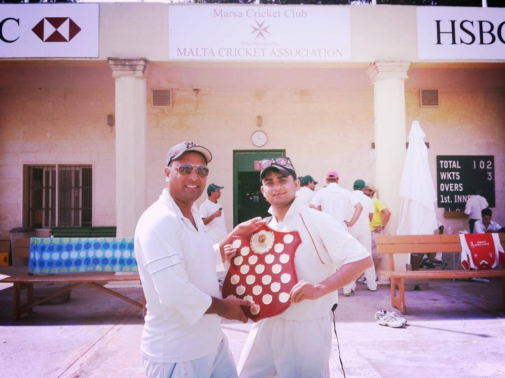 Krishna CC - 2016 Summer League Champions 2