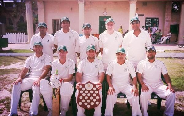 Krishna CC - 2016 Summer League Champions