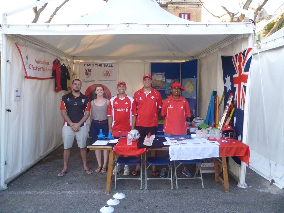 malta cricket cultural fair