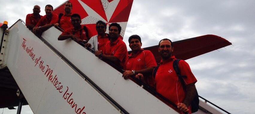 malta cricket team 2015